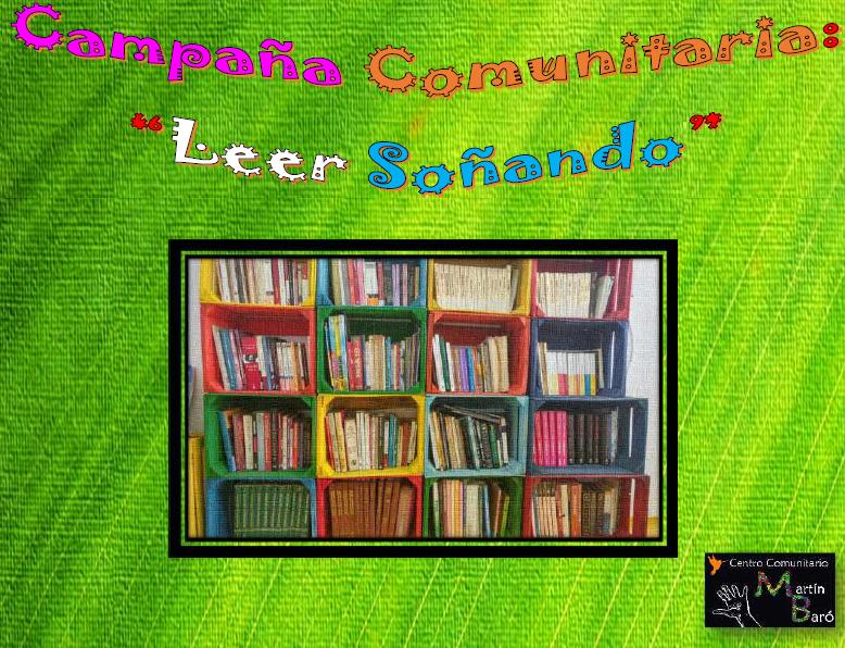 Campaña Comunitaria Leer Soñando