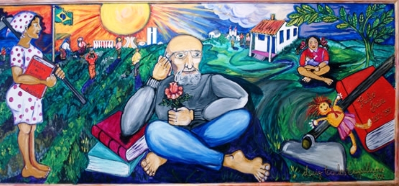 Painel.Paulo.Freire